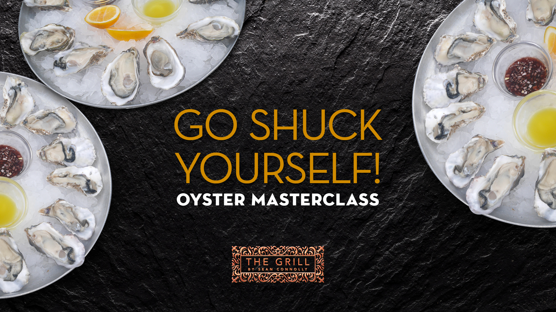 The Grill Oyster Masterclass image
