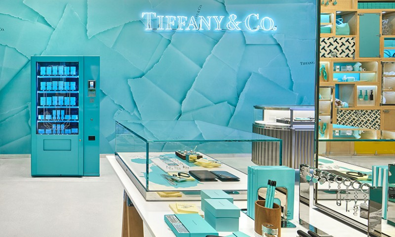 tiffany and co covent garden t