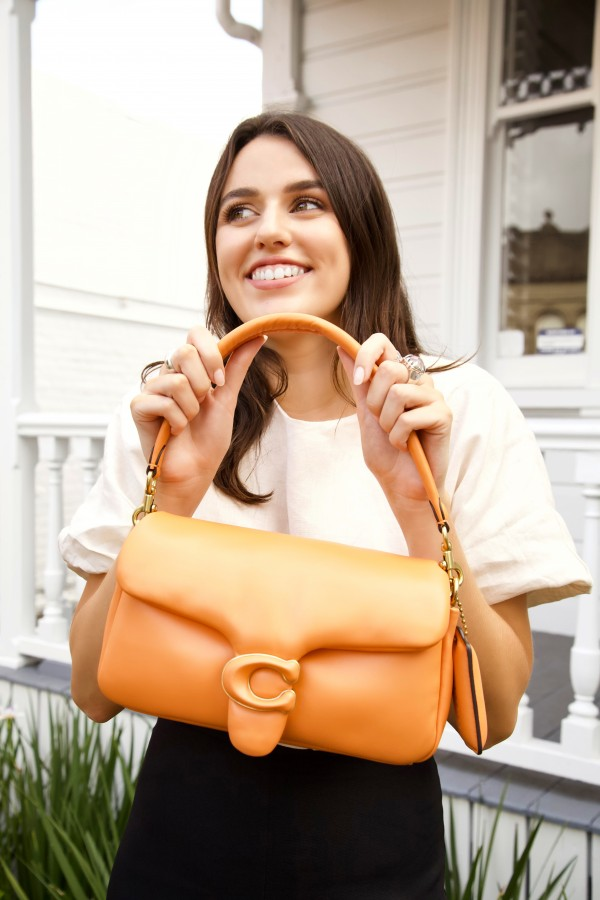See how the Remix team styled Coach's latest plush bags   Remix Magazine