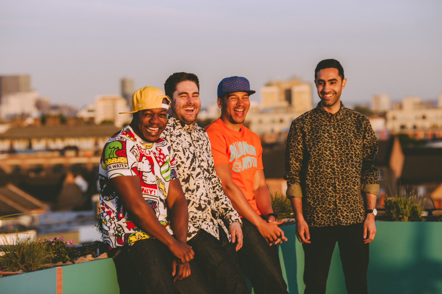 Rudimental Live Shows in Auckland and Wellington
