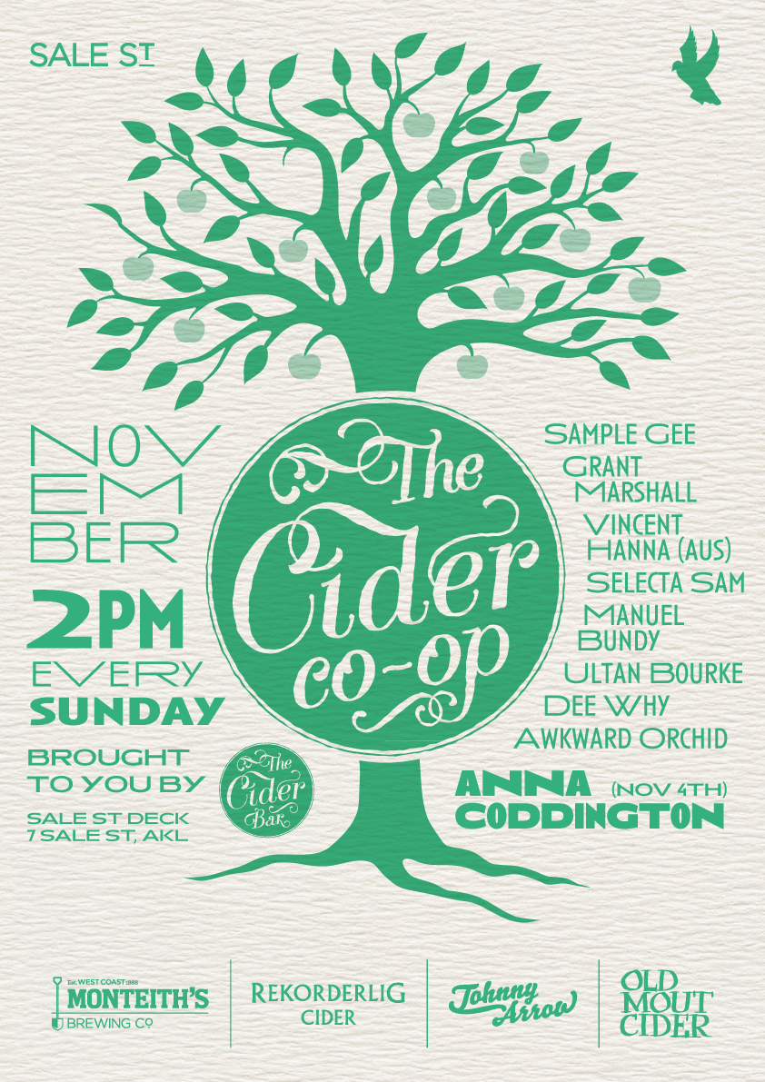 Sale Street Cider Co-Op