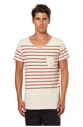 Barclay Stripe Tee
