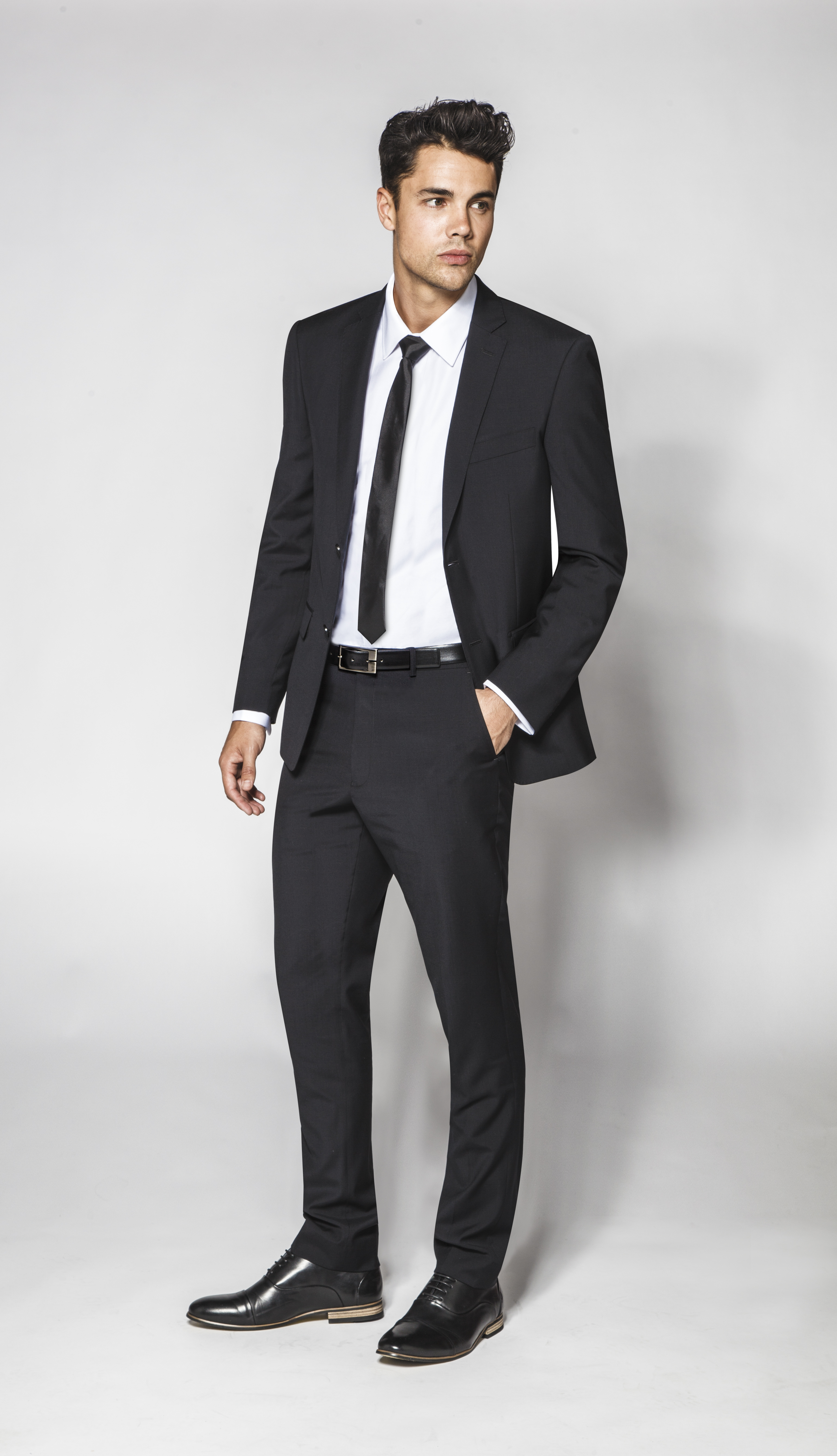 It's just an image of Remarkable The Black Label Suits