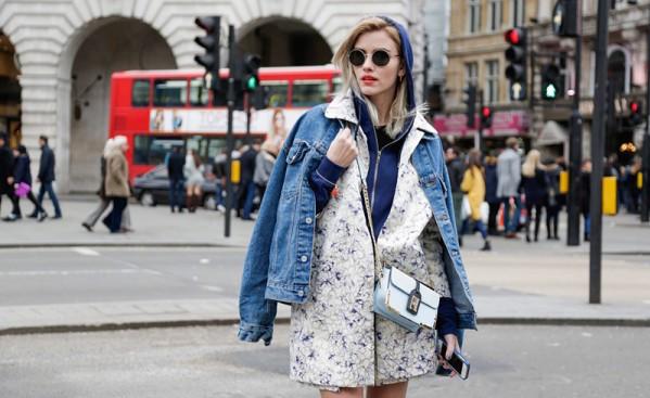 Street Style Uk Edition London Fashion Week Remix Magazine