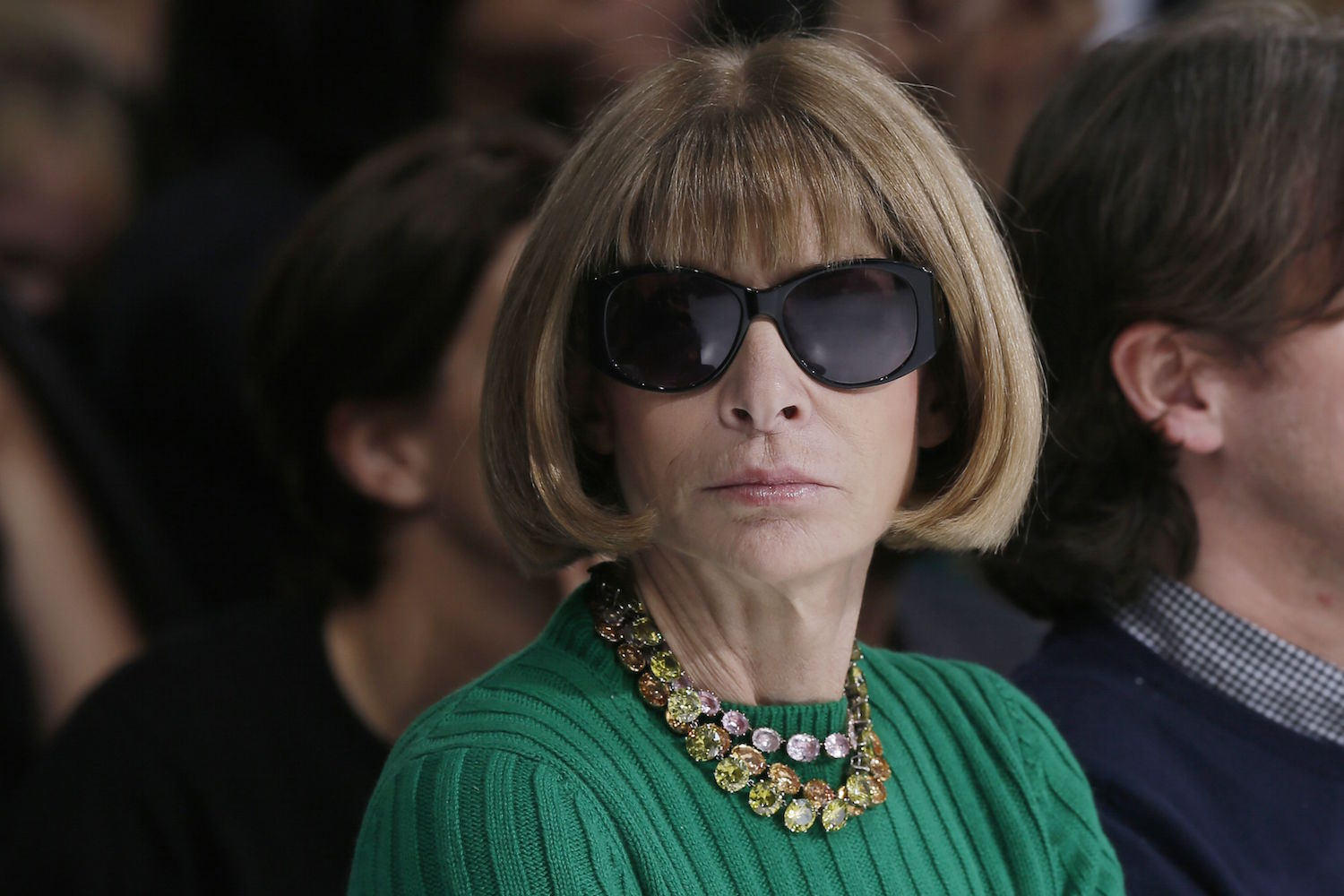 What To Wear To An Interview With Anna Wintour