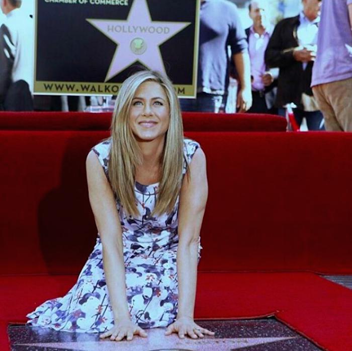Jen Aniston - acting