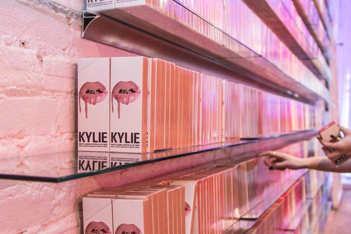 boutique londres kylie lip kit