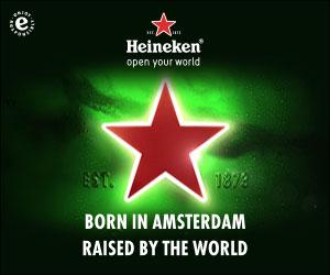 Heineken – Born in Amsterdam (Star)