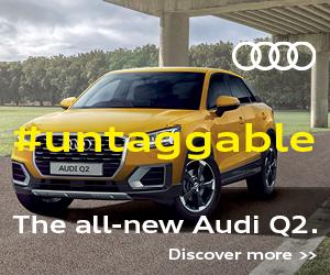 Audi Untaggable