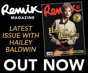 Remix Issue 93 Hailey Baldwin Cover