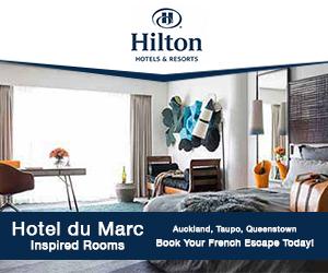 Hilton Hotel du Marc