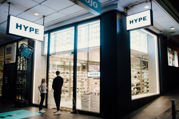 Hype dc launch 2