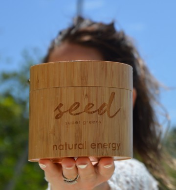 Seed Natural Energy square