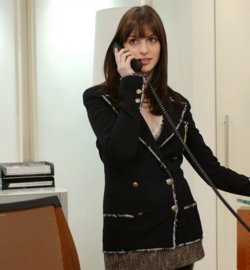 fashion 2014 10 02 devil wears prada anne hathaway chanel blazer main