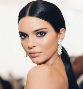 Tiffany and Co Kendall Jenner Met Gala