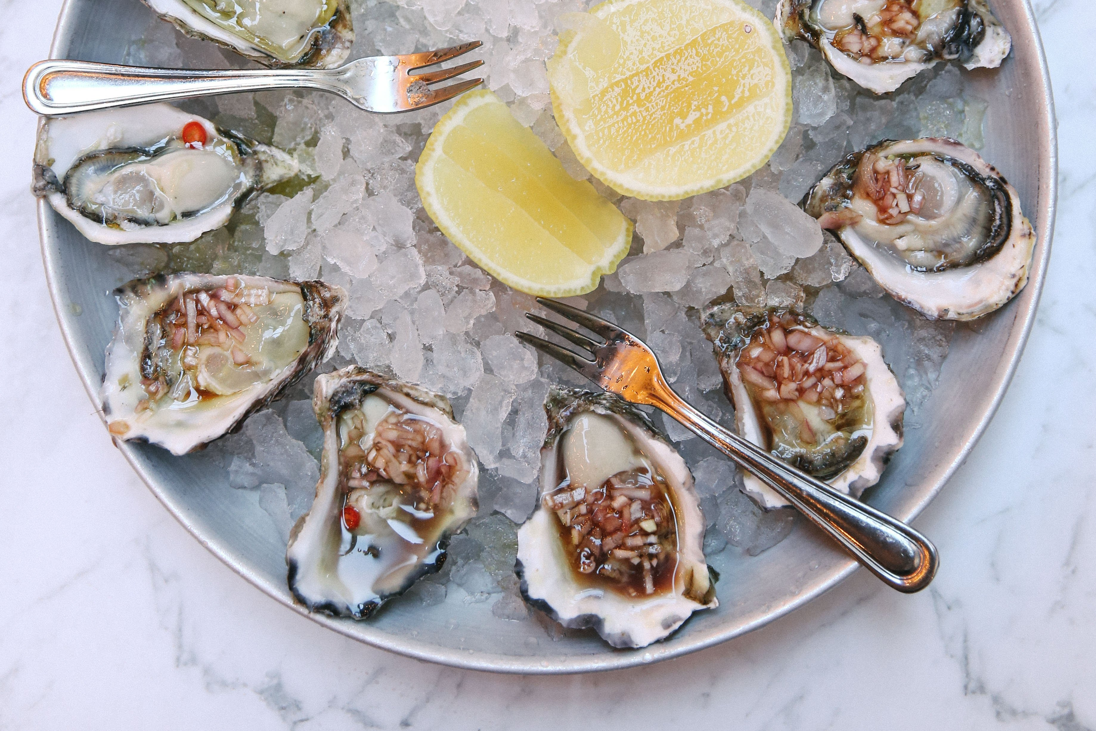 The Grill Oysters APPROVED