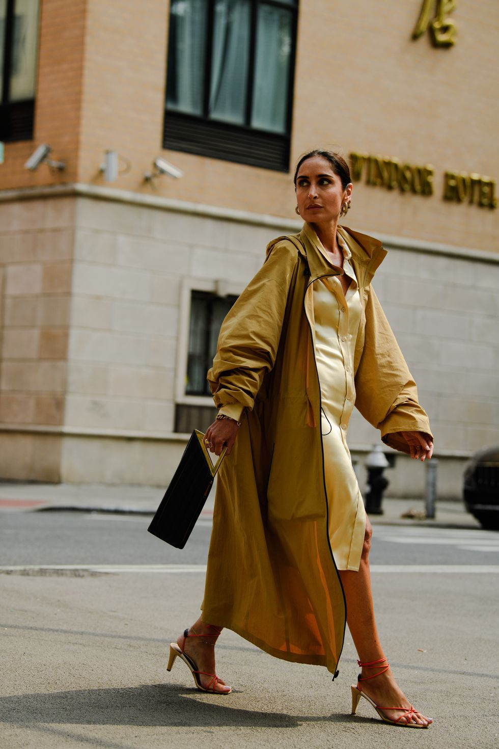The Best Street Style From New York Fashion Week S S 2020