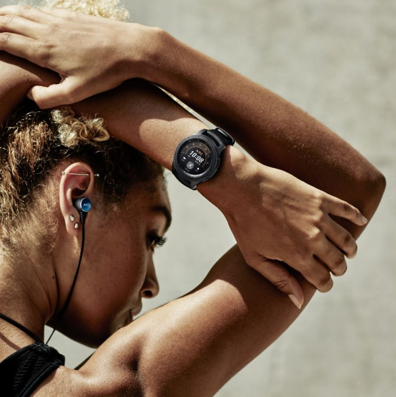 The latest Samsung Galaxy Watch offers style and health benefits